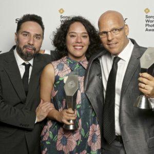 2017 Profesor de Michelle Gentile Ganadora del Premio Internacional Sony World Photography Award - Student Focus, representando a la escuela de Fotografía Motivarte.